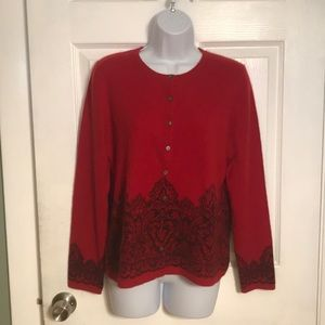Charter Club Women's cashmere sweater
